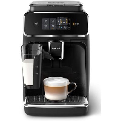 Philips EP2231/40 2200 Serie LatteGo Kaffeevollautomat schwarz