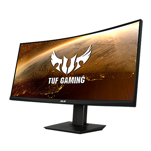 "ASUS VG35VQ 89 cm (35"") Gaming-Monitor 100Hz 1ms HDMI/DP 21:9 3440x1440"