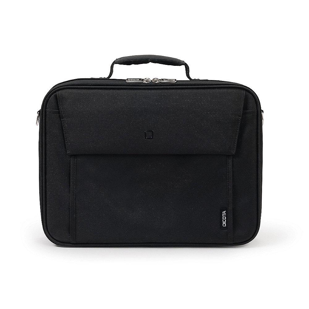 39,62 cm schwarz 15,6 Zoll Dicota D31126 Base XX C Laptoptasche