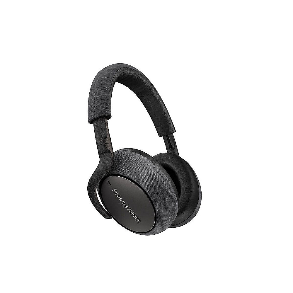Bowers & Wilkins PX7 Over Ear Bluetooth-Kopfhörer mit Noise Cancelling grau