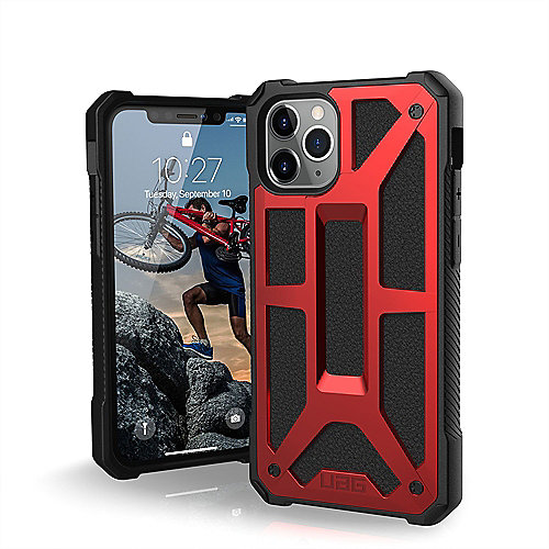 UAG Case Apple iPhone 11 Pro crimson (rot)