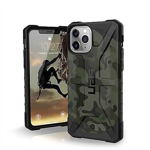 UAg Pathfinder Case Apple iPhone 11 Pro forest camo