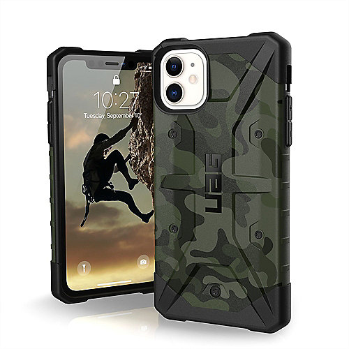UAG Pathfinder Case Apple iPhone 11 forest camo