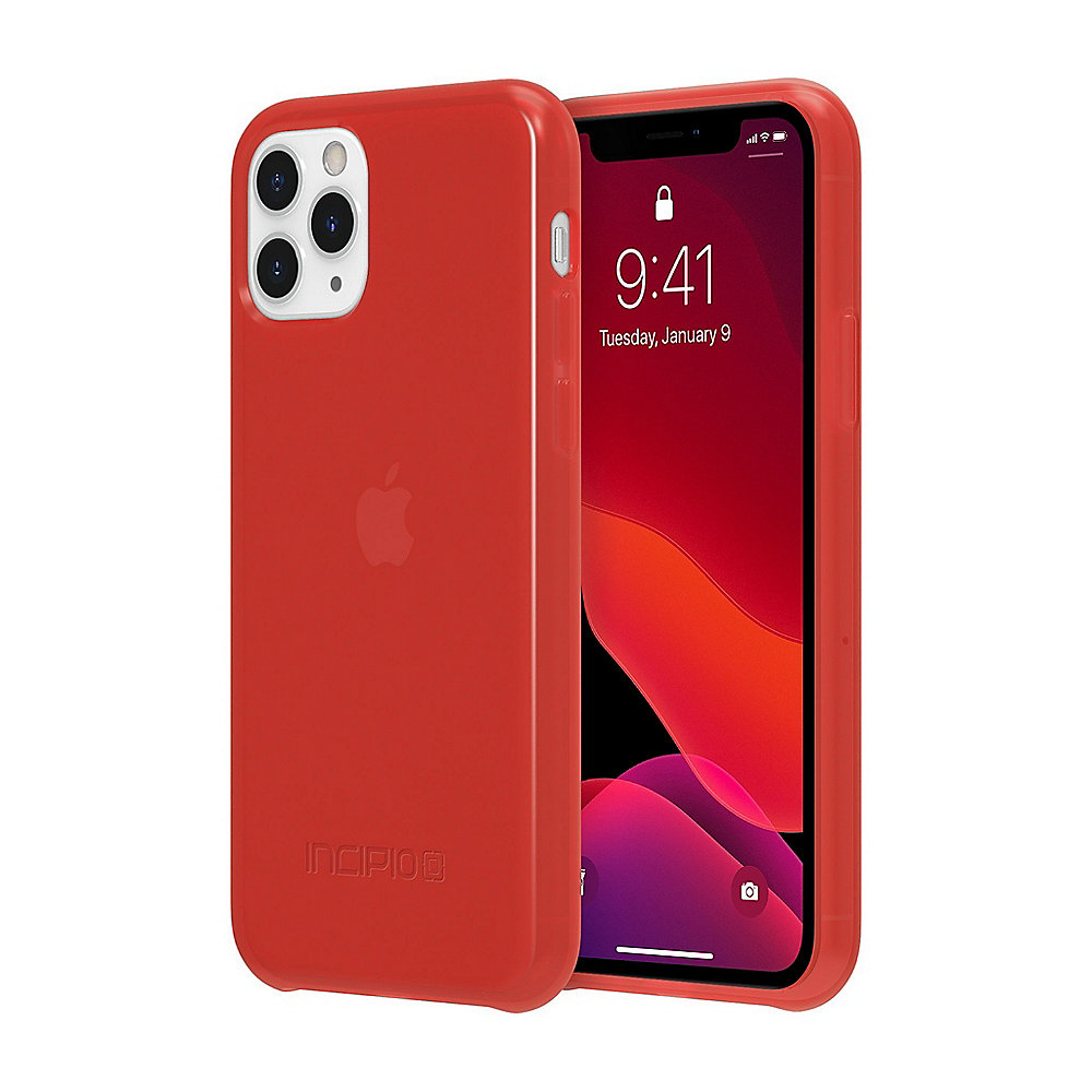 Incipio NGP Pure Case Apple iPhone 11 Pro rot