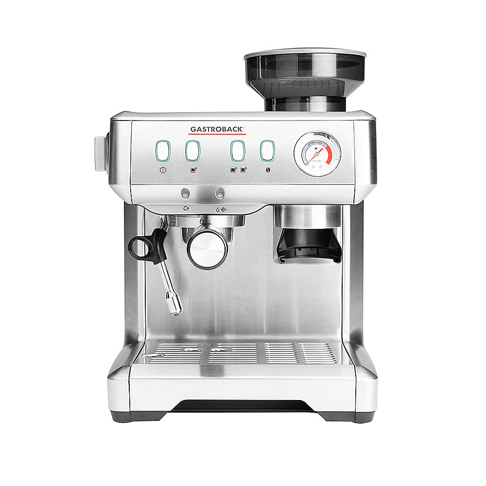 Gastroback 42619 Design Espresso Advanced Bar Edelstahl
