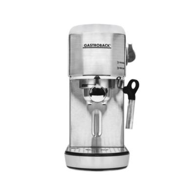 Gastroback 42716 Design Espresso Piccolo Edelstahl