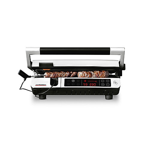 Gastroback 42539 Design BBQ Advanced Control Silber