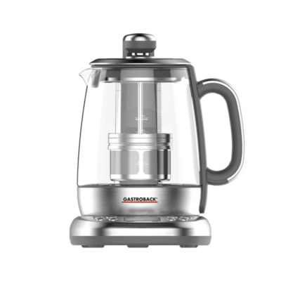 Gastroback 42440 Design Tee Automat Advanced Edelstahl