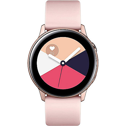 Samsung Galaxy Watch Active 2 40mm Pink Gold Smartwatch