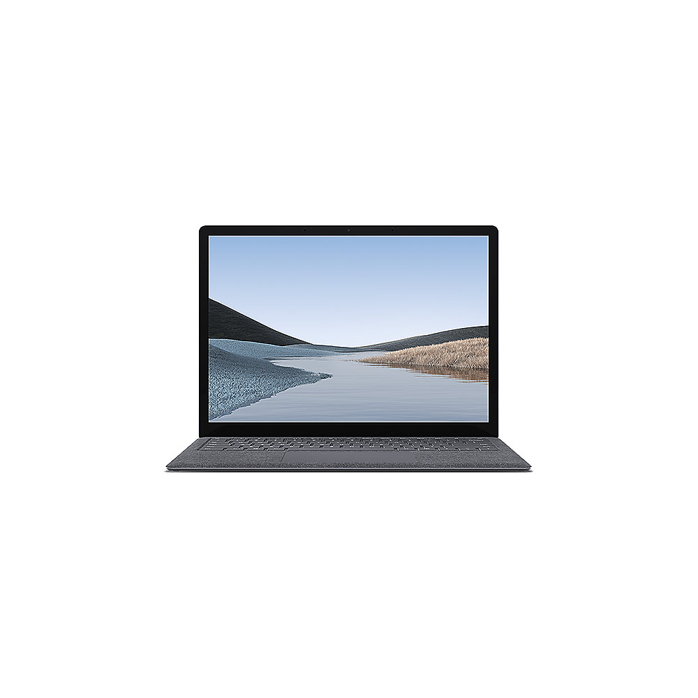 "Microsoft Surface Laptop 3 V4C-00004 Platin Grau i5 8GB/256GB SSD 13"" Win10"