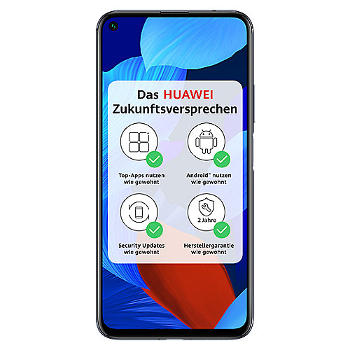 HUAWEI P smart Z Dual-SIM midnight black Android 9.0 Smartphone Pop-Up Kamera