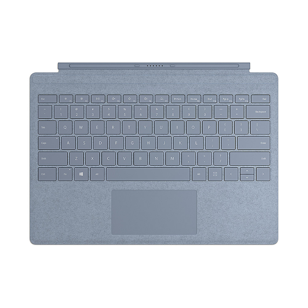 Microsoft Surface Pro Signature Type Cover Eis Blau