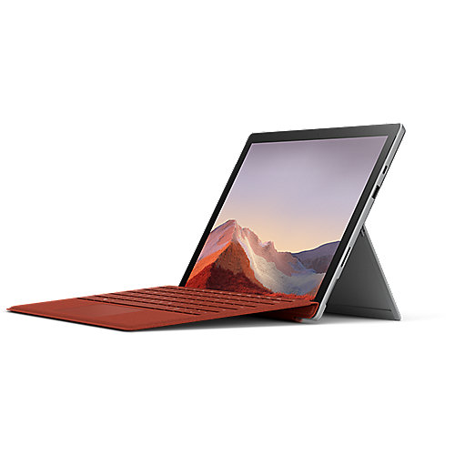 "Surface Pro 7 PUW-00003 Platin i5 16GB/256GB SSD 12"" 2in1 W10 + TC Rot"