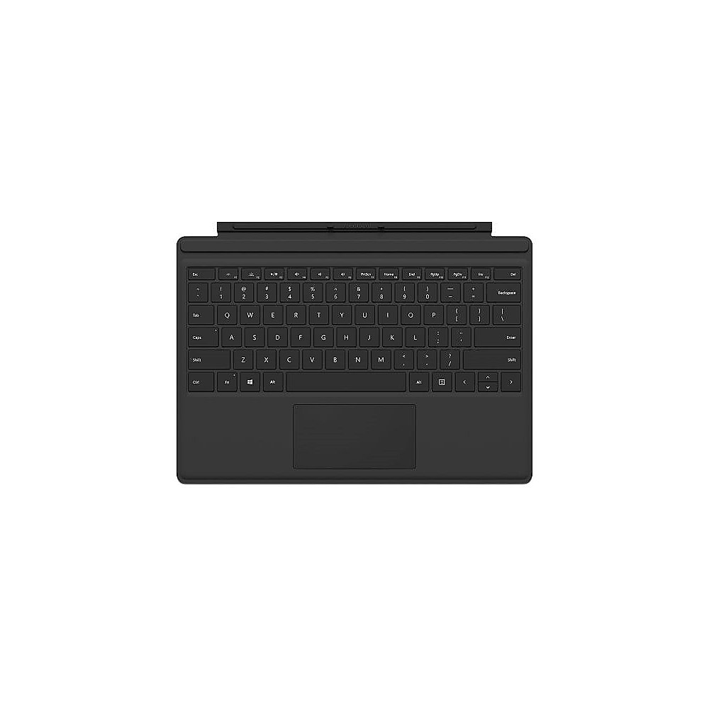 Microsoft Surface Pro Type Cover Schwarz
