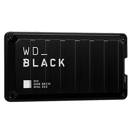 WD WD_Black P50 Game Drive SSD 1 TB USB 3.2 Type-C