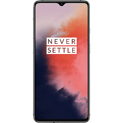 OnePlus 7T 8/128GB Dual-SIM frosted silver OxygenOS Smartphone EU