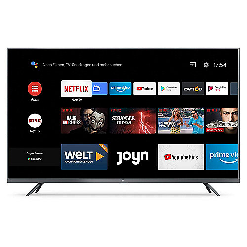 "Xiaomi Mi 4S 108cm 43"" DVB-T2HD/C/S2 Android Smart TV"