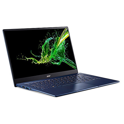 "Acer Swift 5 SF514-54T-76GW blau i7-1065G7 16GB/512GB SSD 14"" FHD Touch W10"