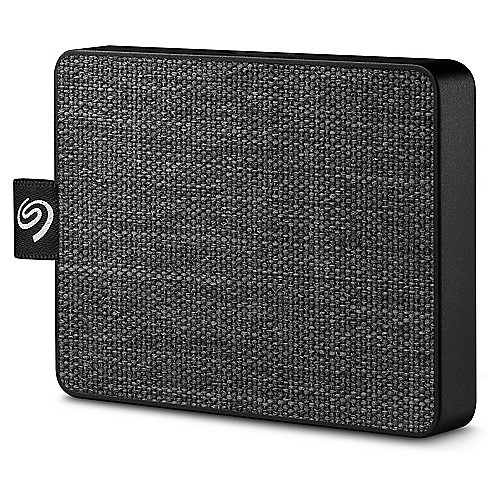 Seagate One Touch SSD Black 500GB portable SSD USB3.0