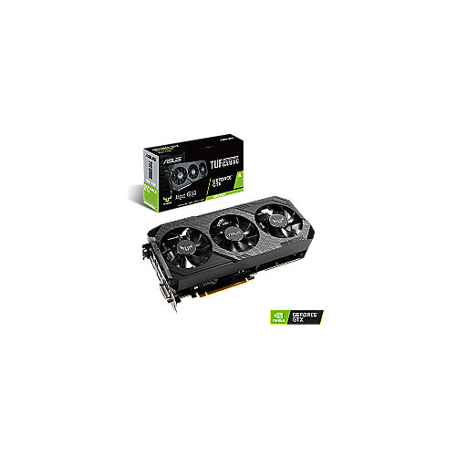 Asus GeForce GTX 1660 Super TUF3 Advanced 6GB GDDR6 Grafikkarte DP/HDMI/DVI