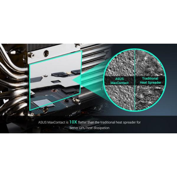Asus-GeForce-RTX-2060-Super-ROG-Strix-Evo-8-GB-GDDR6-Grafikkarte-2xDP-2xHDMI-USB Indexbild 12