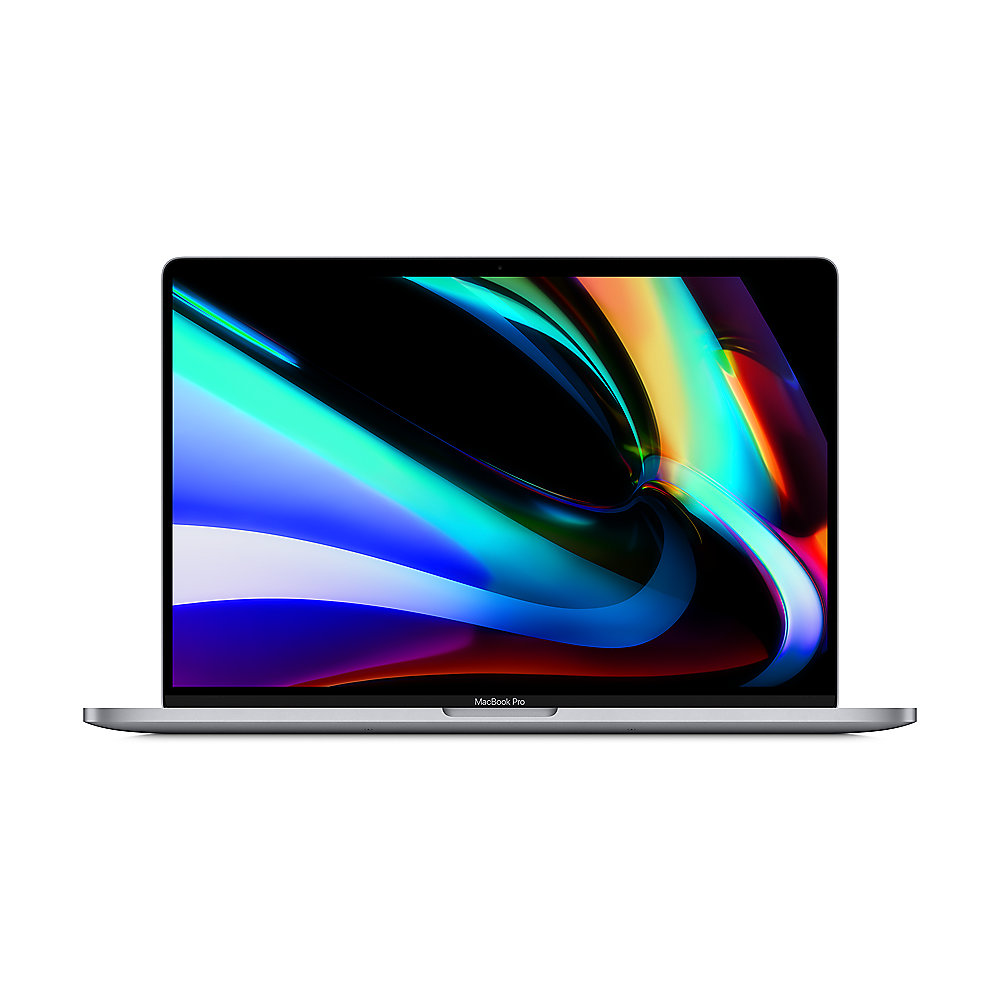 "Apple MacBook Pro 16"" Core i7 2,6/16/512 RP5300 Touchbar Space Grau"