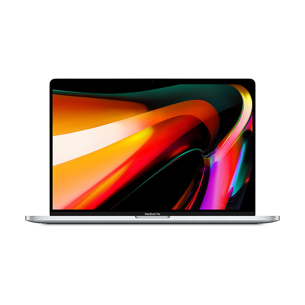 "Apple MacBook Pro 16"" Core i7 2,6/16/1 TB RP5300 4GB Touchbar Silber BTO"