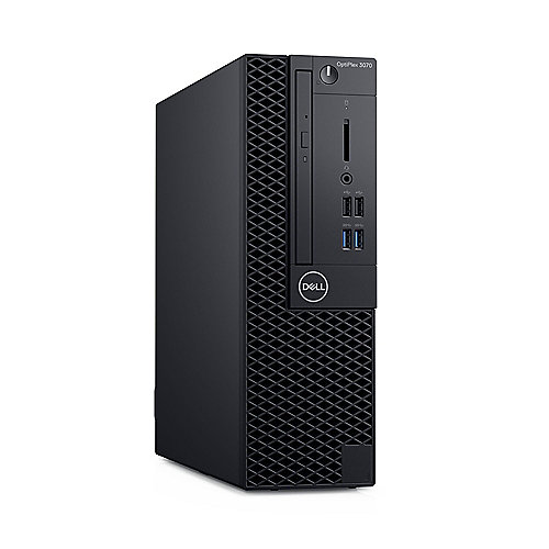 DELL OptiPlex 3070 SFF - i3-9100 4GB/1TB DVD-RW W10P