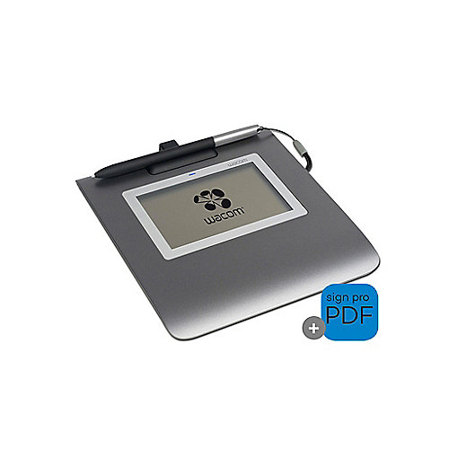 Wacom Signature Set STU-430 & Sign Pro PDF
