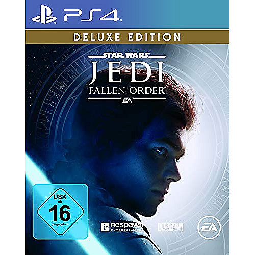 Star Wars Fallen Order Deluxe Edition - PS4