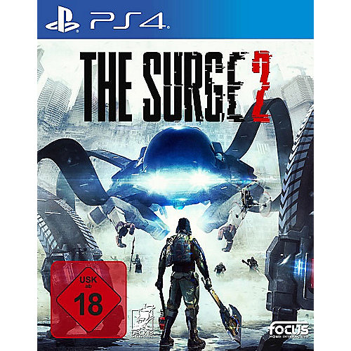 The Surge 2 - PS4 USK18