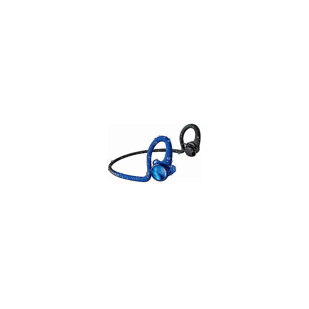 Plantronics Backbeat Fit 2100 Kabelloses Sport Bluetooth Headset blau