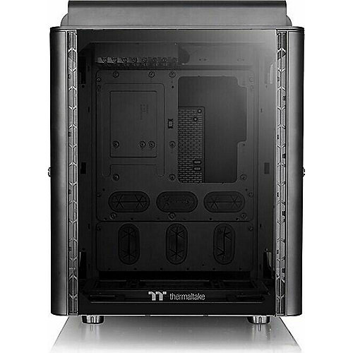Thermaltake Level 20 HT Gaming Tower im Cube Design mit Seitenfenster