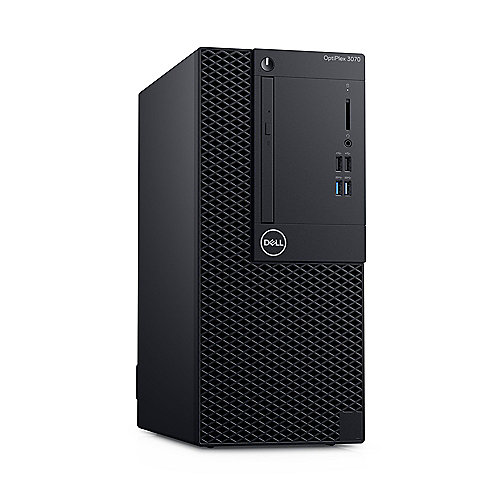 DELL OptiPlex 3070 MT - i5-9500 8GB/256GB SSD DVD-RW W10P