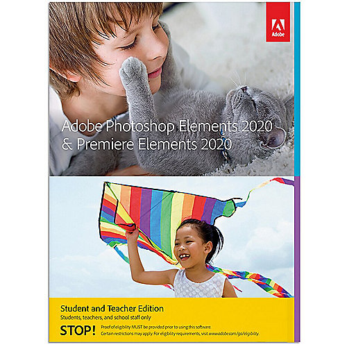 Adobe Photoshop & Premiere Elements 2020 S&T Minibox GER, deutsch