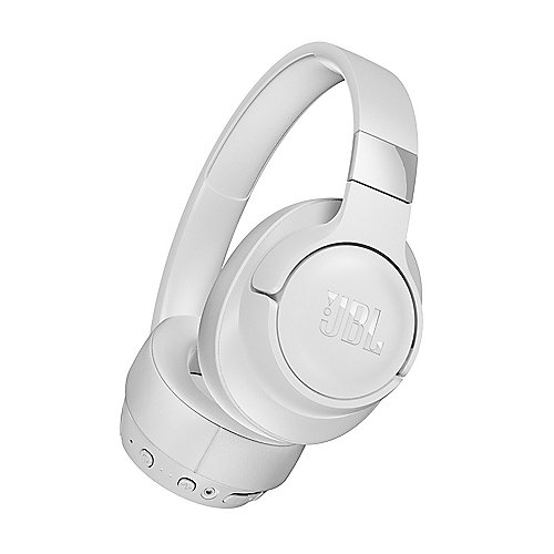 JBL TUNE 750BTNC - Over-Ear Bluetooth-Kopfhörer, Noise Cancelling, weiß