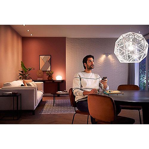 Philips Hue White GU10 LED Lampe 2x 5,2 W Bluetooth 4er Pack