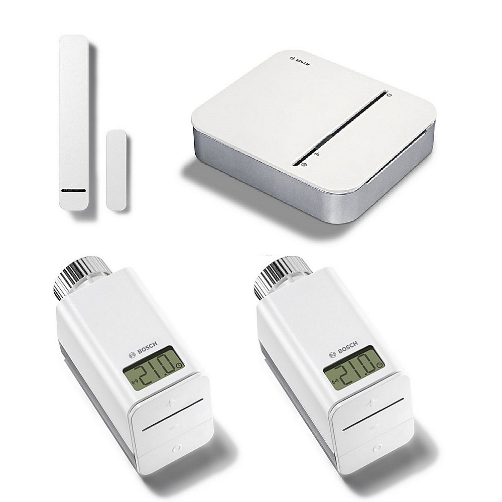 Bosch Smart Home Starter Set Raumklima