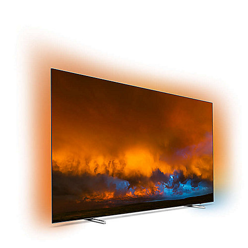 "Philips OLED 65OLED804/12 164cm 65"" UHD DVB-T2HD/C/S Android Smart Ambilight"