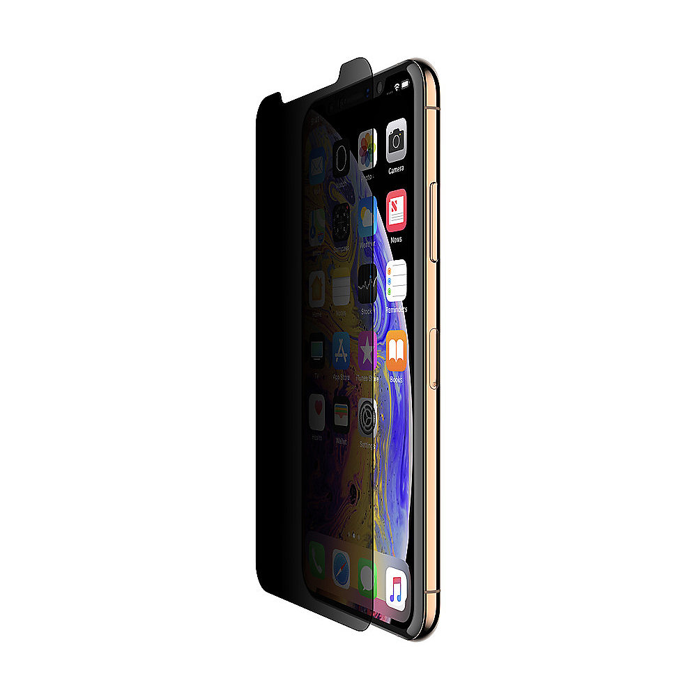 Belkin TCP 2.0 iPhone X / XS / 11 Pro Invisiglass Ultra Privacy Glass