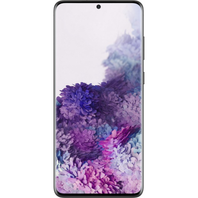 Samsung GALAXY S20+ cosmic black G985F Dual-SIM 128GB Android 10.0 Smartphone