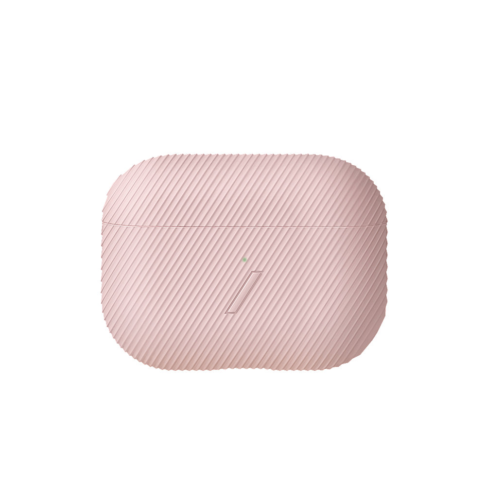 Native Union Curve AirPods Pro Case Rose