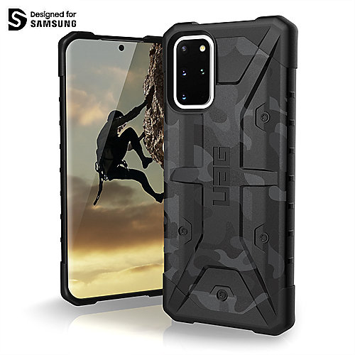UAG Urban Armor Gear Pathfinder Case Samsung Galaxy S20+ midnight camo