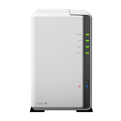 Synology Diskstation DS220j NAS System 2-Bay