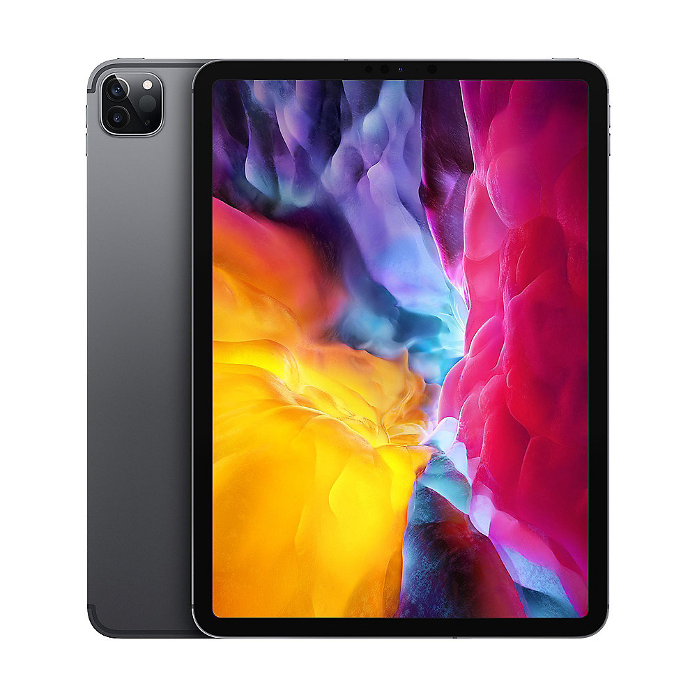 "Apple iPad Pro 11"" 2020 Wi-Fi 128 GB Space Grau MY232FD/A"
