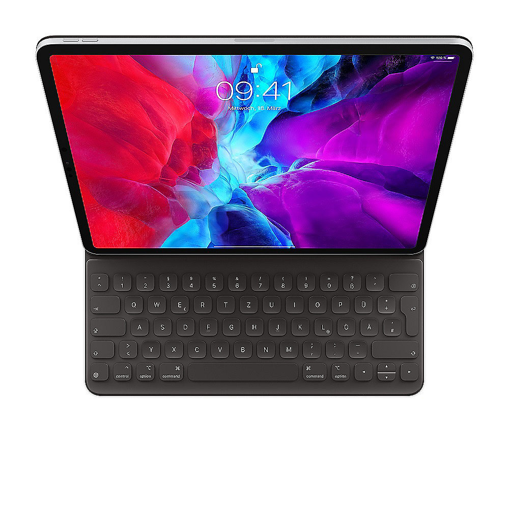 "Apple Smart Keyboard Folio für iPad Pro 12,9"" (4. Generation) deutsches Layout"