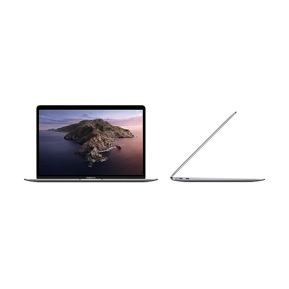 "Apple MacBook Air 13,3"" 2020 Intel i3 1,1/8/256 GB SSD Space Grau MWTJ2D/A"
