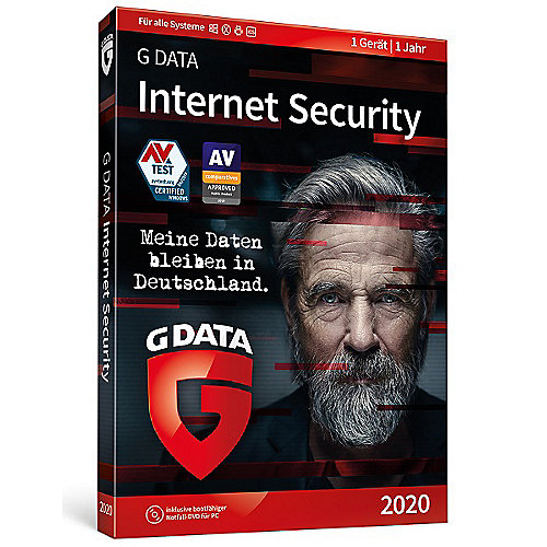 G DATA Internet Security 2020 1PC