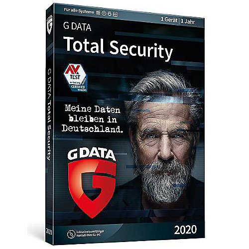 G DATA Total Security 2020 1 PC