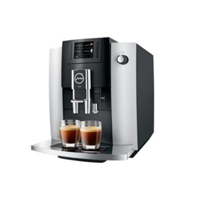 JURA E6 Platin (EB) Kaffeevollautomat